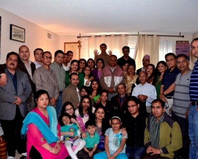 Interaction program with Our Chairperson Bharat Jangam in Berkeley, California, USA